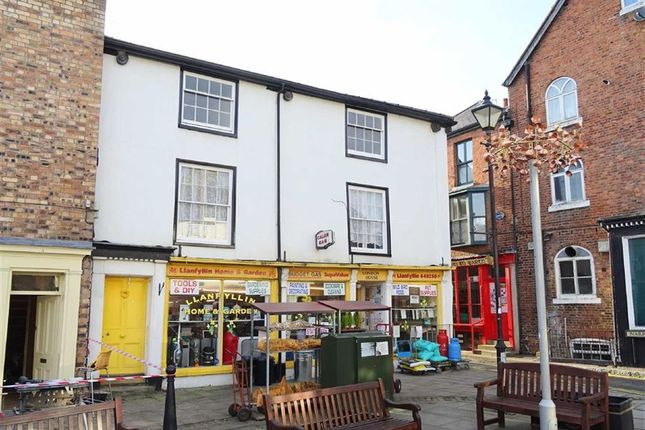 Thumbnail Property for sale in Llanfyllin Home And Garden, London House, High Street, Llanfyllin, Powys