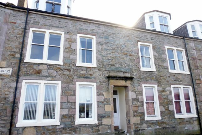 Thumbnail Flat for sale in Ground Flat, 0/2, 35, Castle Street, Port Bannatyne, Isle Of Bute