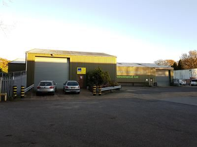 Thumbnail Light industrial to let in Cogdean Elms Industrial Estate, Unit 1, 2 & 3, Higher Merley Lane, Wimborne, Dorset