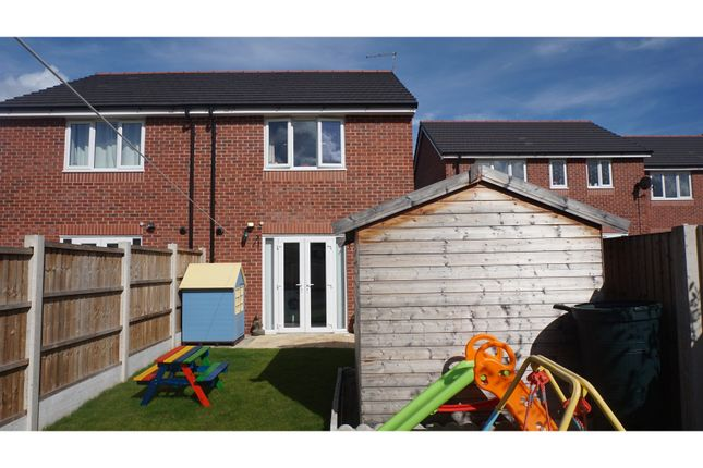 2 bed semi-detached house for sale in Edward Phipps Way, Haslington