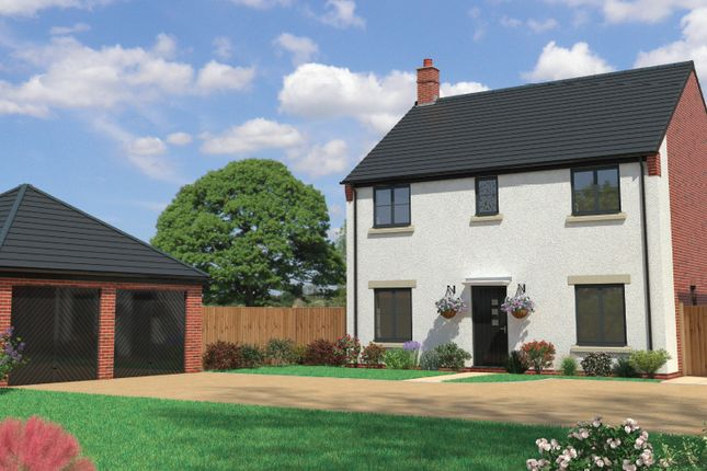 Thumbnail Detached house for sale in Church Lane, Saxilby