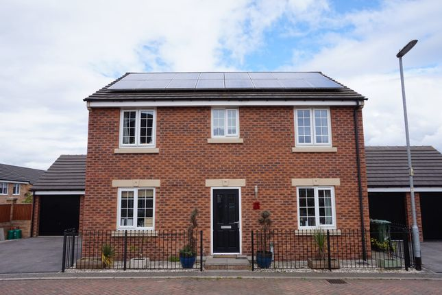 Thumbnail Detached house for sale in Sovereign Road, Wakefield