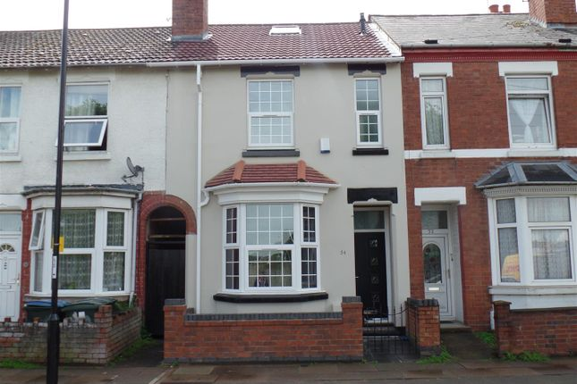 Thumbnail Property to rent in Bulls Head Lane, Stoke, Coventry