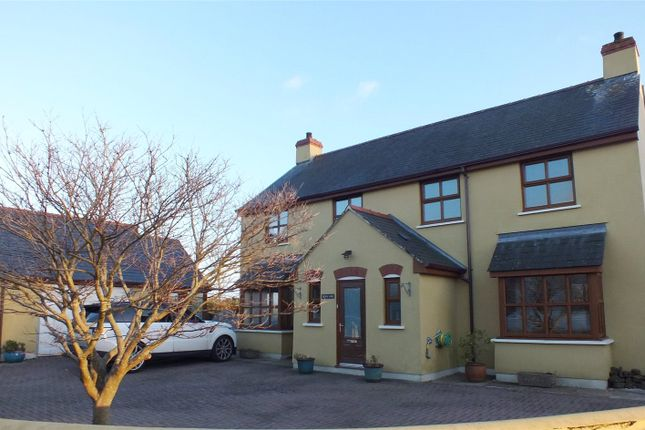 Thumbnail Detached house for sale in Holm Oak, Bryn Hir, Old Narberth Road, Tenby