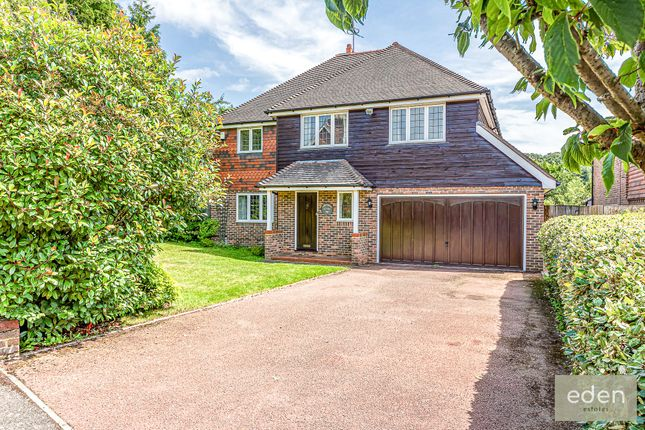 Thumbnail Detached house for sale in Greenlands, Platt