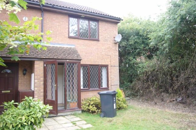 Thumbnail Terraced house to rent in Ascham Road, Swindon, Wiltshire