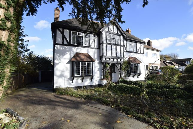 Thumbnail Property to rent in Topcliff Drive, Orpington, Kent