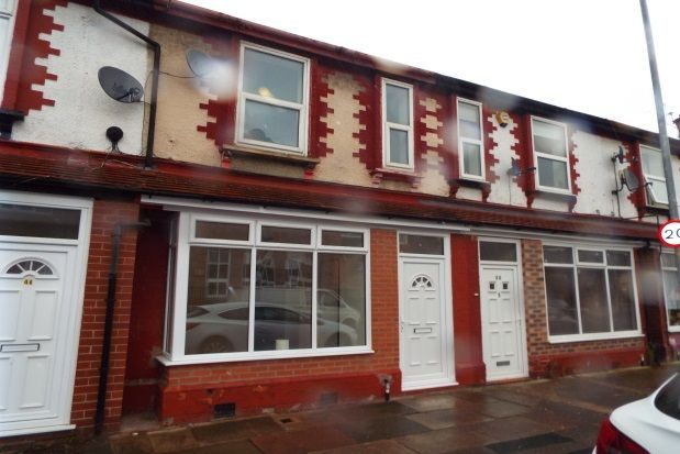 Thumbnail Flat to rent in Reynolds St, Latchford