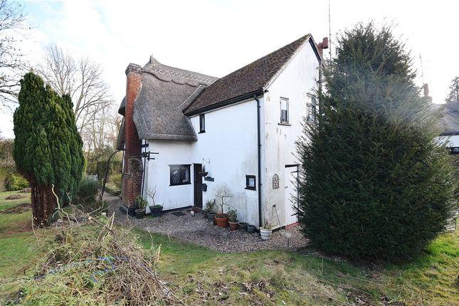 Thumbnail Detached house for sale in The Street, Manuden, Bishop's Stortford