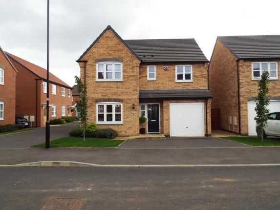Thumbnail Detached house for sale in Old Farm Lane, Longford, Coventry, West Midlands