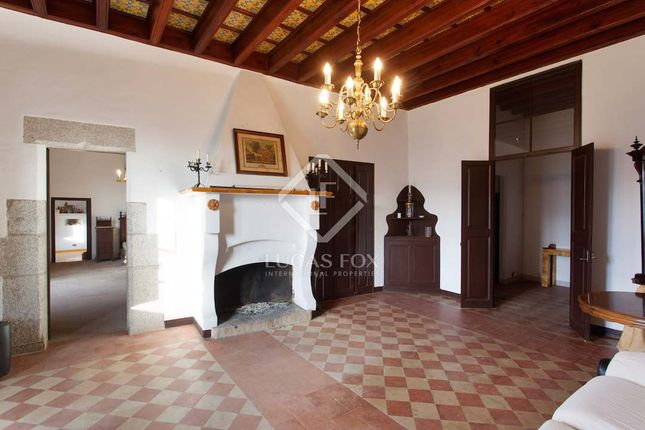 Thumbnail Villa for sale in Spain, Barcelona North Coast (Maresme), Arenys De Munt, Lfs5070