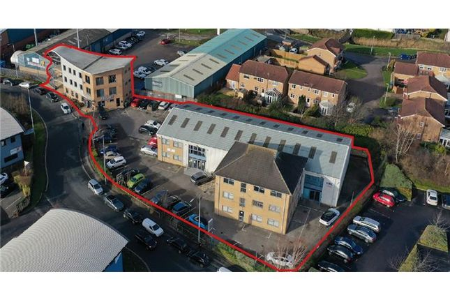 Thumbnail Office for sale in Kingston House & Townhouse, Priory Park West, Saxon Way, Hessle, Hull