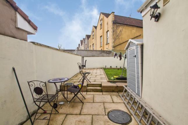 Rear Garden of Argyle Street, Eastville, Bristol BS5