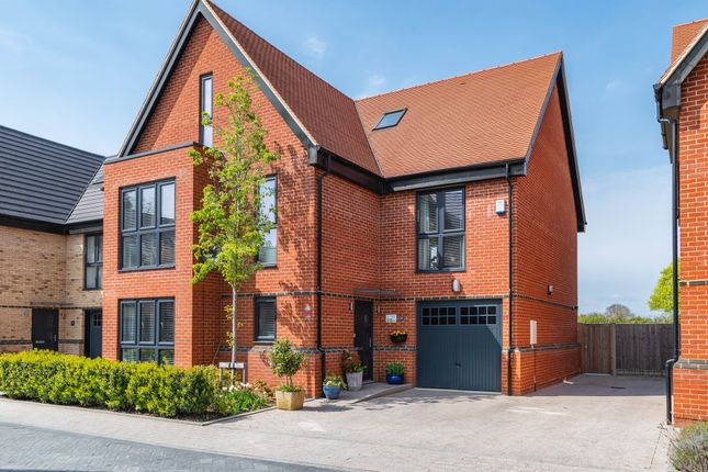 Thumbnail Detached house for sale in Marchment Square, Peterborough