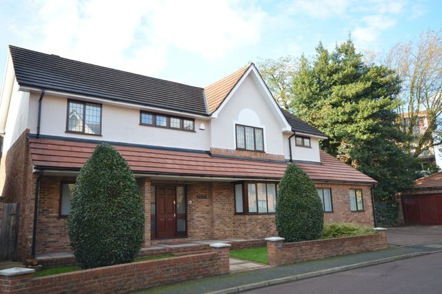 Thumbnail Detached house for sale in Hollyview Close, London