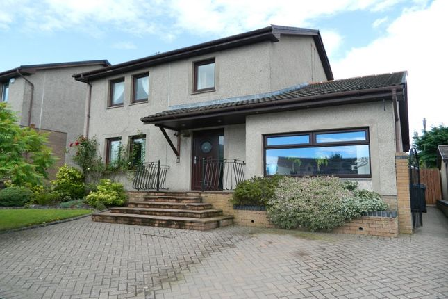 Thumbnail Detached house for sale in Highburgh Avenue, Lanark