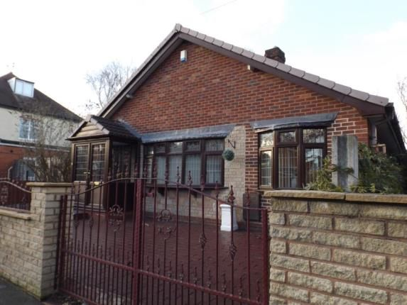 Thumbnail Bungalow for sale in James Street, Willenhall, West Midlands