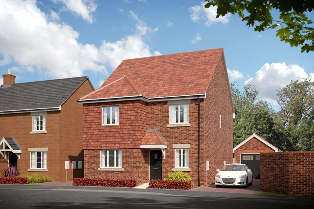 Thumbnail Detached house for sale in Vicarage Road, The Radcliffe, Chiltern View, Pitstone