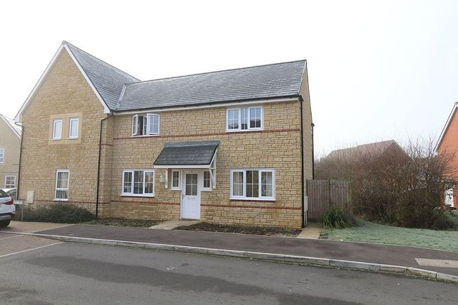 Thumbnail Semi-detached house for sale in 64, Rosemary Way, Melksham, Wiltshire