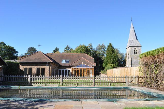Thumbnail Detached bungalow for sale in Chalk Paddock, Chalk Lane, Epsom