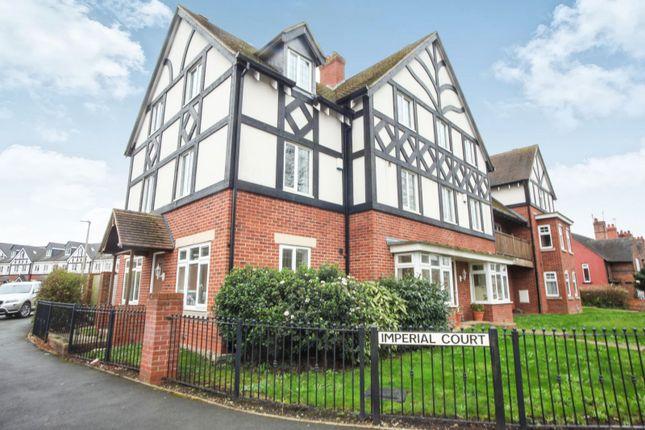 Thumbnail Property to rent in Fairfax House, Millstone Lane, Nantwich