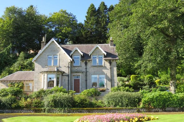 Thumbnail Detached house for sale in Oakwood, Buccleuch Road, Hawick