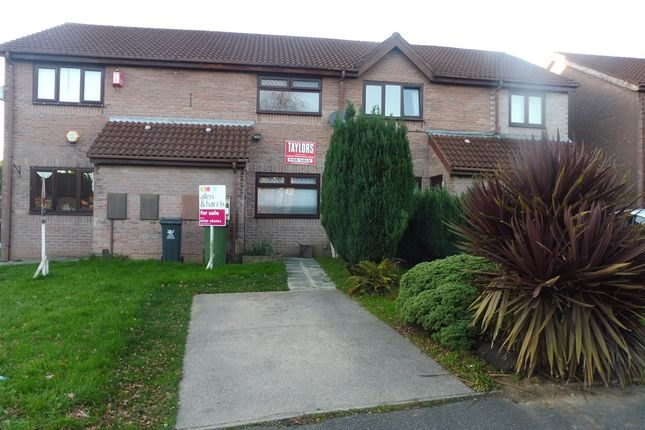 Thumbnail Terraced house for sale in Pennyroyal Close, St. Mellons, Cardiff