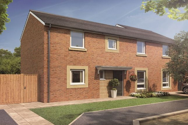 Semi-detached house for sale in Silver Birch Drive, Camperdown, Newcastle Upon Tyne