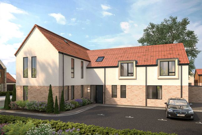 Thumbnail Flat for sale in Apartment 46, Cross Farm, Wedmore, Somerset