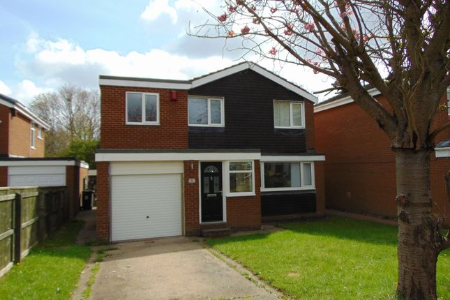 Thumbnail Detached house to rent in Windsor Court, Kingston Park, Newcastle Upon Tyne