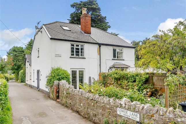 Thumbnail Semi-detached house for sale in Woodcroft Lane, Near Chepstow, Gloucestershire