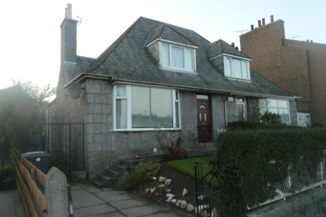Semi-detached house to rent in Great Northern Road, Aberdeen