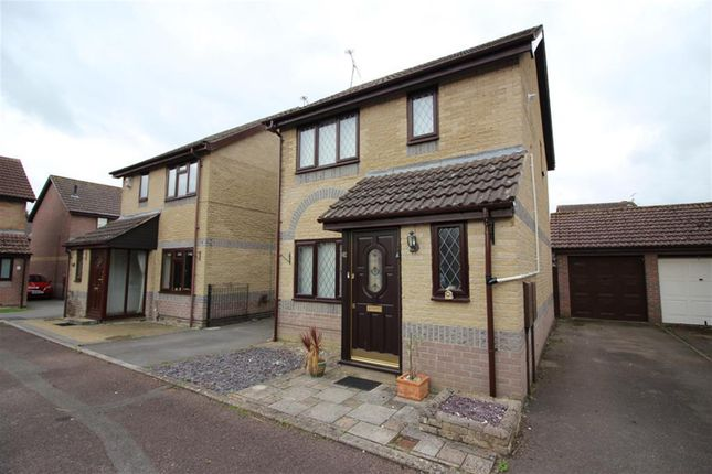 Thumbnail Detached house to rent in Bennetts Court, Yate, Bristol