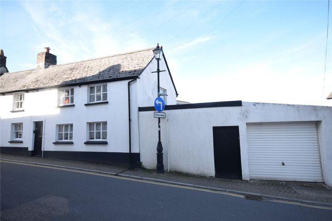 Thumbnail End terrace house for sale in Castle Street, Torrington