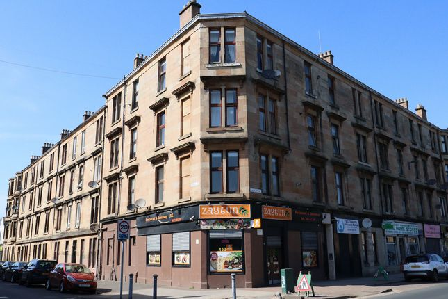 Thumbnail Flat for sale in Cathcart Road, Govanhill