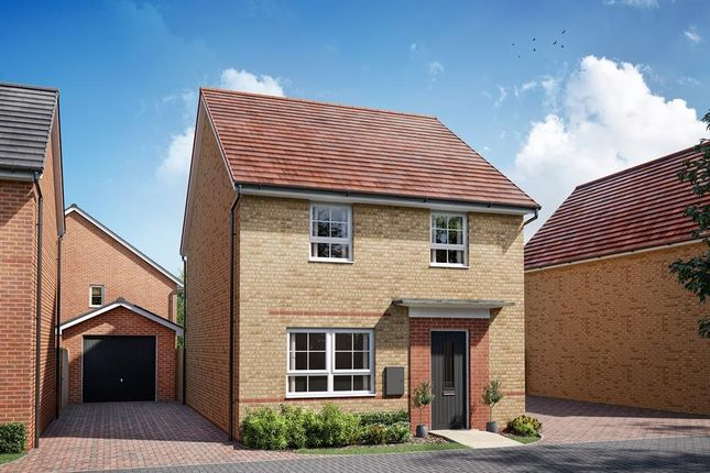 """4 bed detached house for sale in """"Chester"""" at Aqua Drive, Hampton Water PE7"""