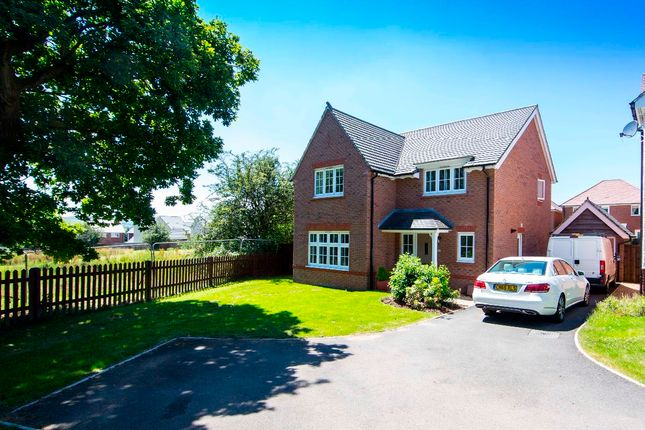 Thumbnail Detached house for sale in 4 Highfield Rise, Manor View, Trelewis