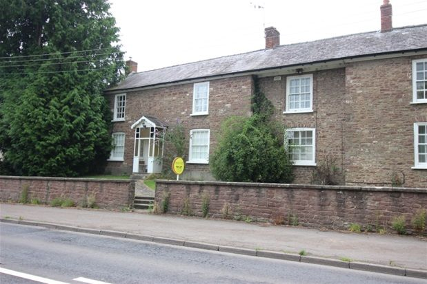 Thumbnail Detached house to rent in Main Road, Alvington, Lydney