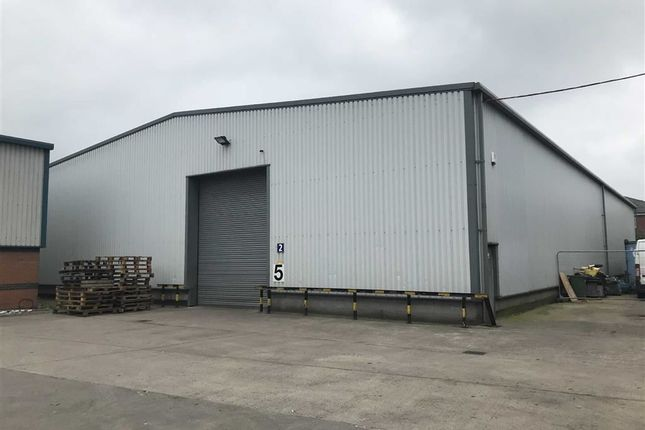 Thumbnail Light industrial to let in Unit 5, Bilton Way, Lutterworth, Leics, Leics