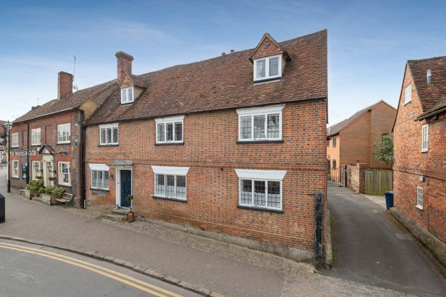 Thumbnail Semi-detached house for sale in Church Street, Princes Risborough, Buckinghamshire
