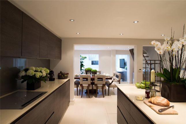 Kitchen/Dining of Warwick Place, Little Venice, London W9