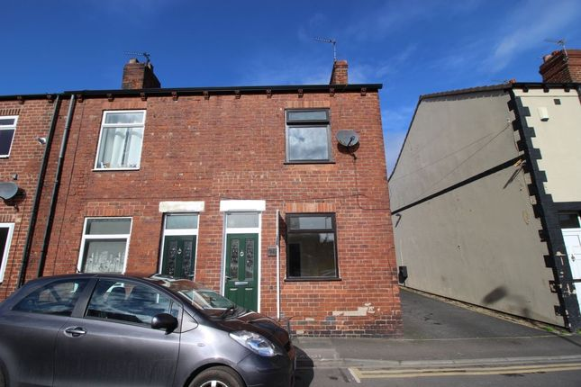 Thumbnail Terraced house to rent in Princess Street, Normanton