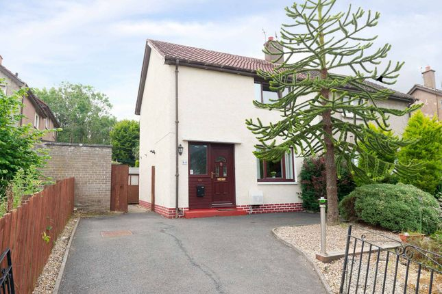 Thumbnail Semi-detached house for sale in Hillwood Rise, Ratho Station, Edinburgh