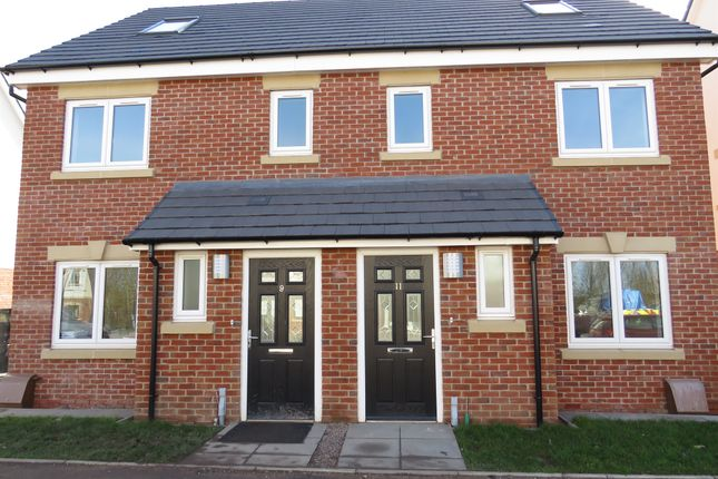 Thumbnail Semi-detached house for sale in Gatis Street, Wolverhampton