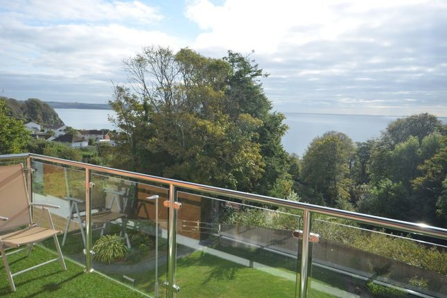 Thumbnail Flat for sale in Rashleigh Road, Duporth, St. Austell