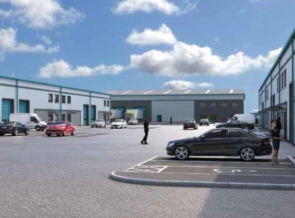 Thumbnail Industrial for sale in Unit T11, Teal Park Trade, Colwick Loop Road, Nottingham