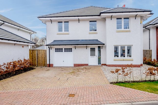 Thumbnail Detached house for sale in Braemore Wood, Troon, South Ayrshire