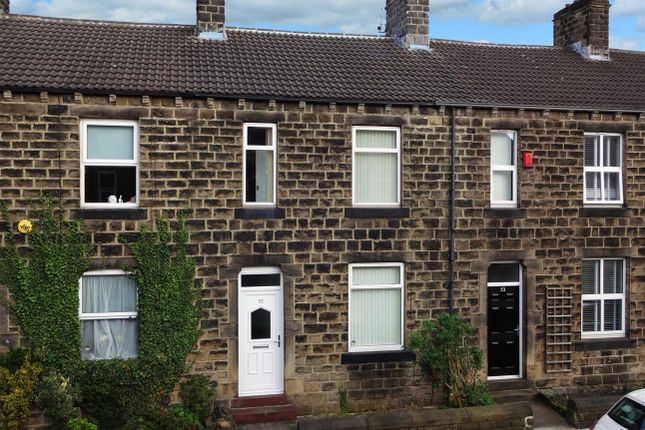 Thumbnail Terraced house to rent in Salisbury Street, Calverley, Pudsey