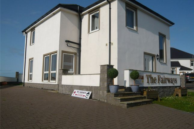 Thumbnail Detached house for sale in The Fairways, Chalet Road, Portpatrick, Stranraer