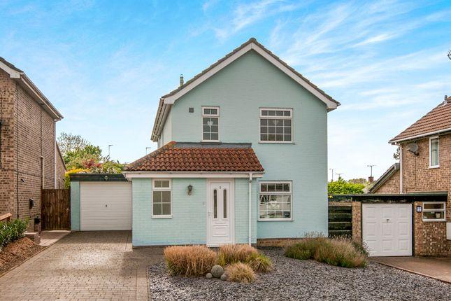 Thumbnail Detached house for sale in Ely Close, Bury St. Edmunds